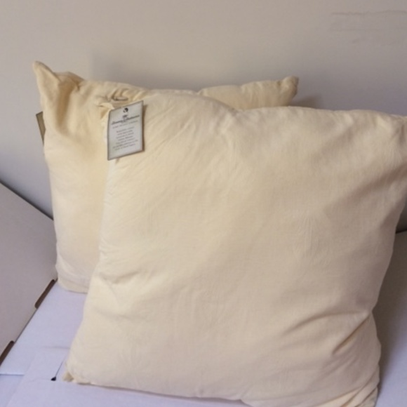 Tommy Bahama Other - 2 Tommy Bahama Monaco Palm Silk Pillows Yellow